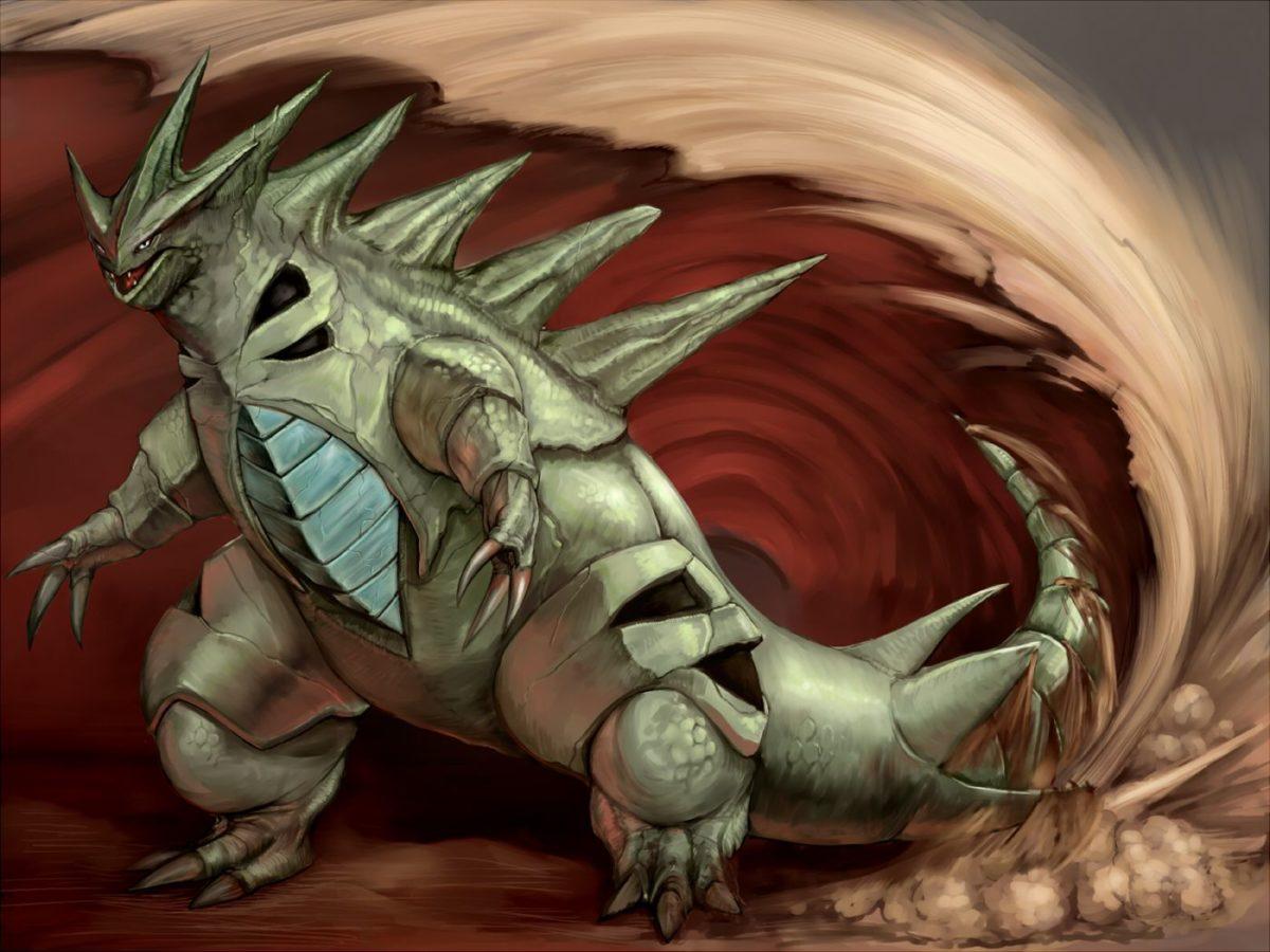 Tyranitar – Pokémon – Image #399443 – Zerochan Anime Image Board