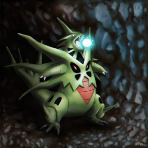 download Mega-Tyranitar Hyper Beam by totyjarcor on DeviantArt