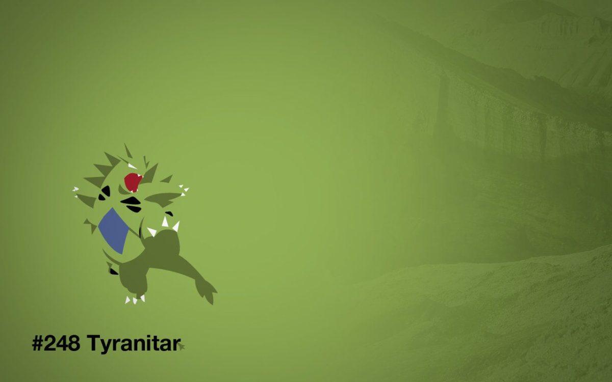 248 Tyranitar by EYEofXANA on DeviantArt