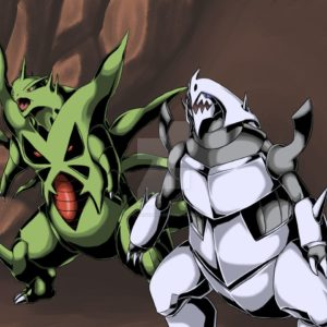 download Tyranitar X Aggron by WolveForger on DeviantArt