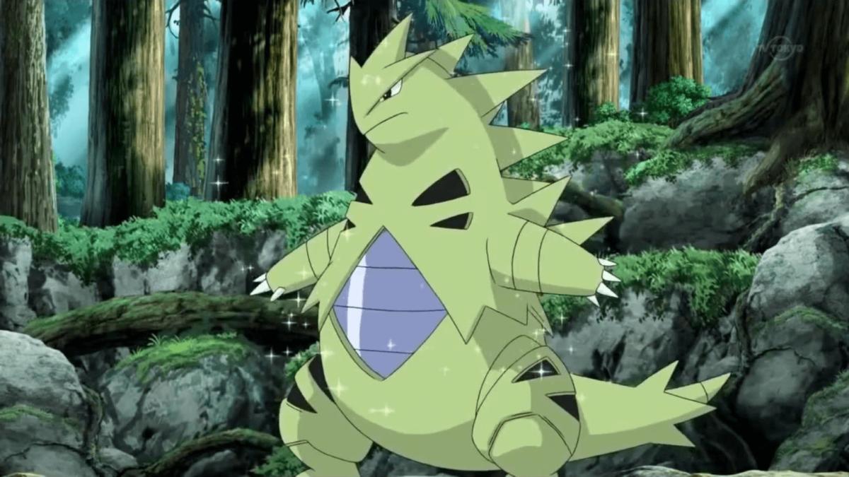 Pokemon of the Week: Week 8–Tyranitar: Or the Godzilla of Pokemon