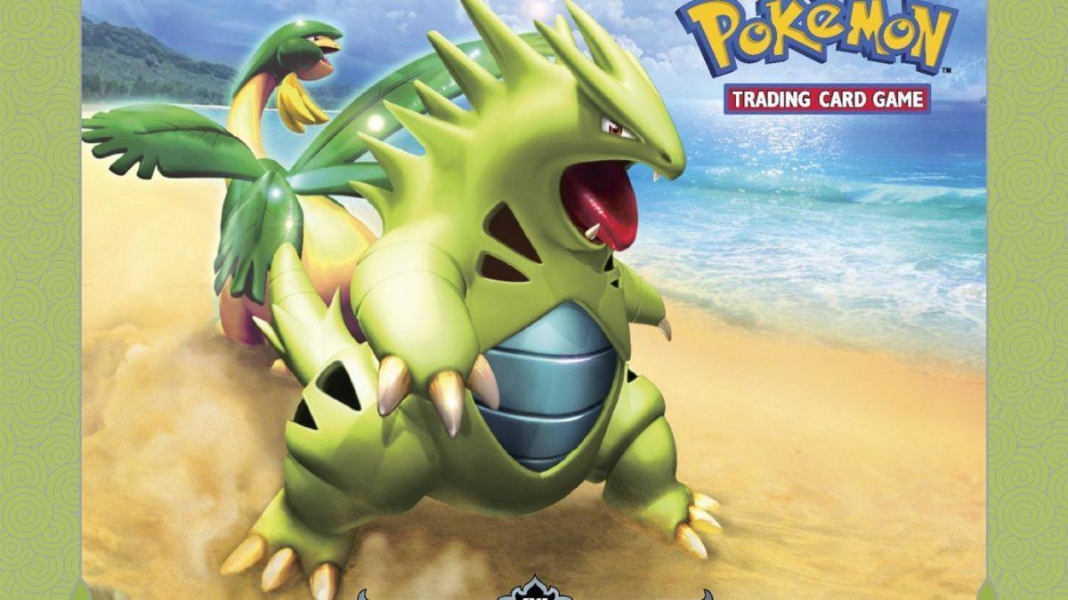 Pokemon tyranitar tropius wallpaper | (23114)