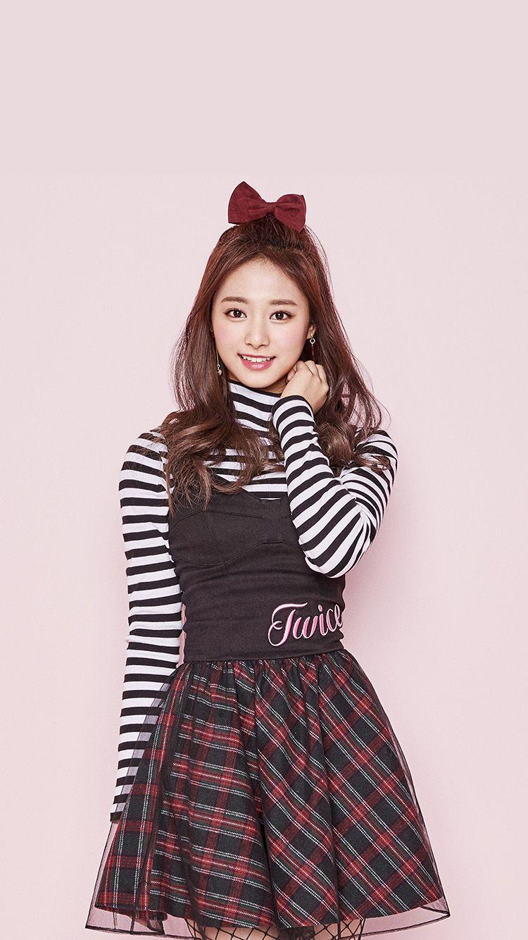 iPhone7papers.com | iPhone7 wallpaper | hm34-twice-kpop-tzuyu-pink …