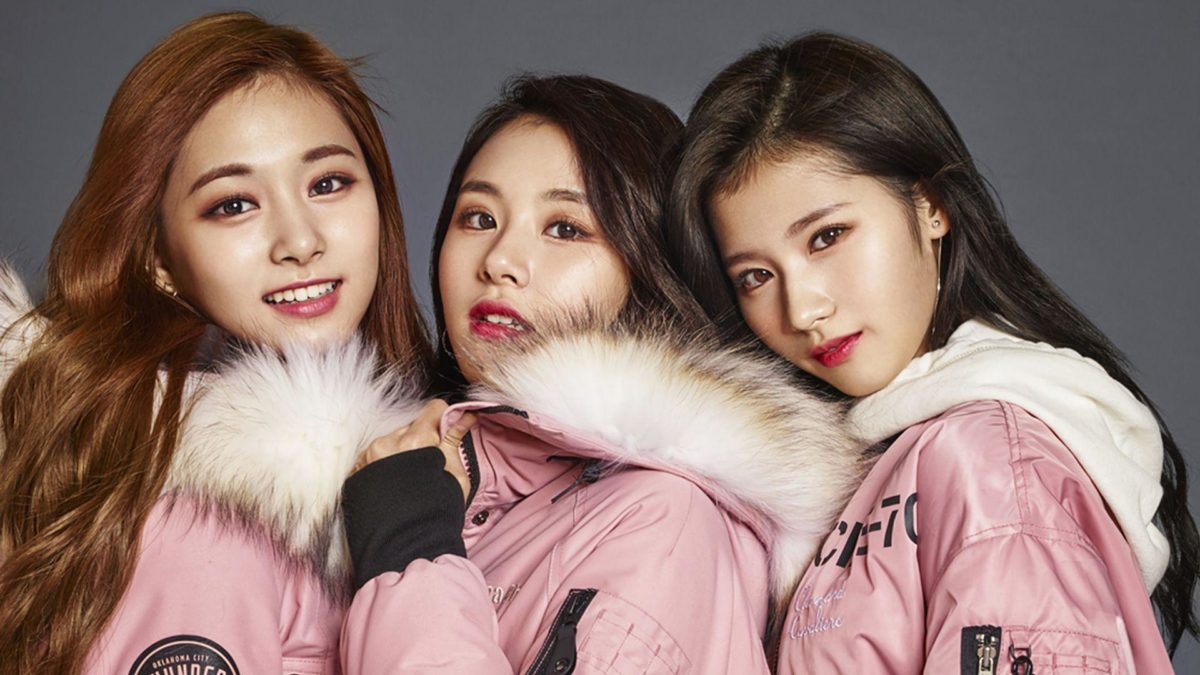 Tzuyu Chaeyoung and Sana TWICE K-Pop… Wallpaper #24457