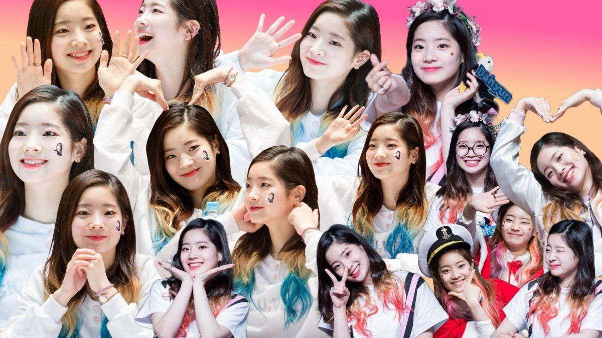 Sana, Tzuyu, and Dahyun collage wallpapers – Album on Imgur