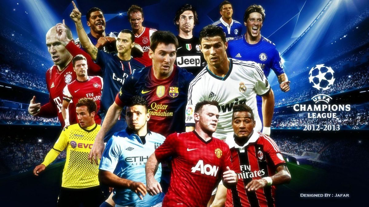 A Collections Team UEFA CHAMPIONS LEAGUE #3841 Wallpaper …