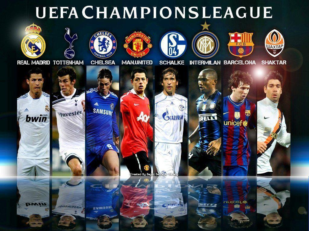 UEFA Champions League Group Stage Schedule 2014 15 | Spumby – News …