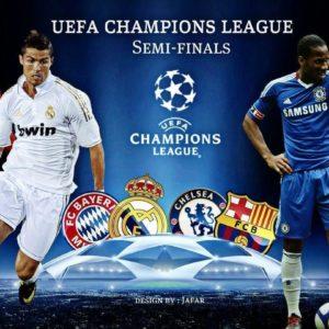 download Semi-Finals Uefa Champions League   HD Wallpapers Football Club