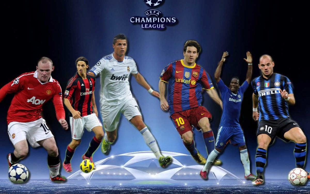 UEFA Champions League Football Wallpaper #3847 Wallpaper …