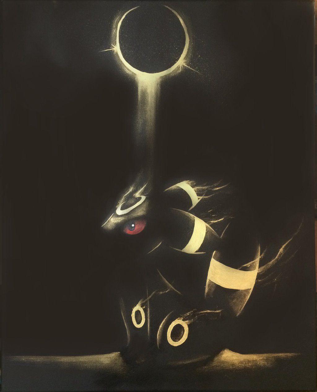 Umbreon – Pokemon by LucasRobinson on DeviantArt