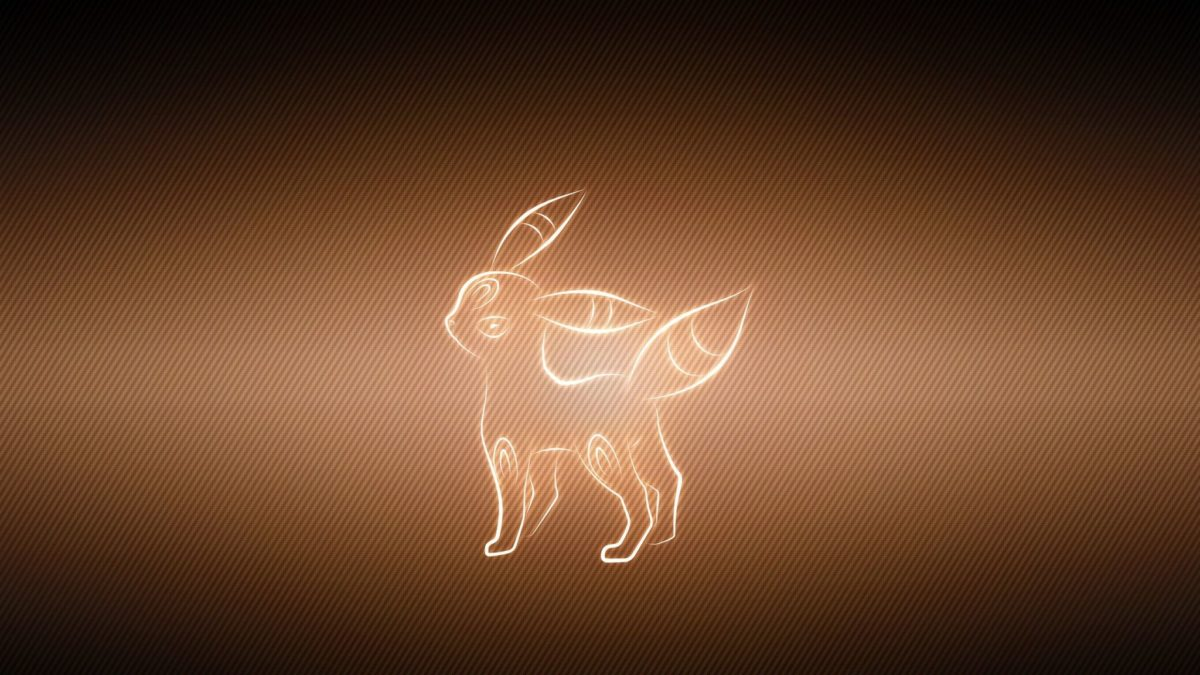 Download Wallpaper 2048×1152 Animal, Umbreon, Pokemon HD HD Background