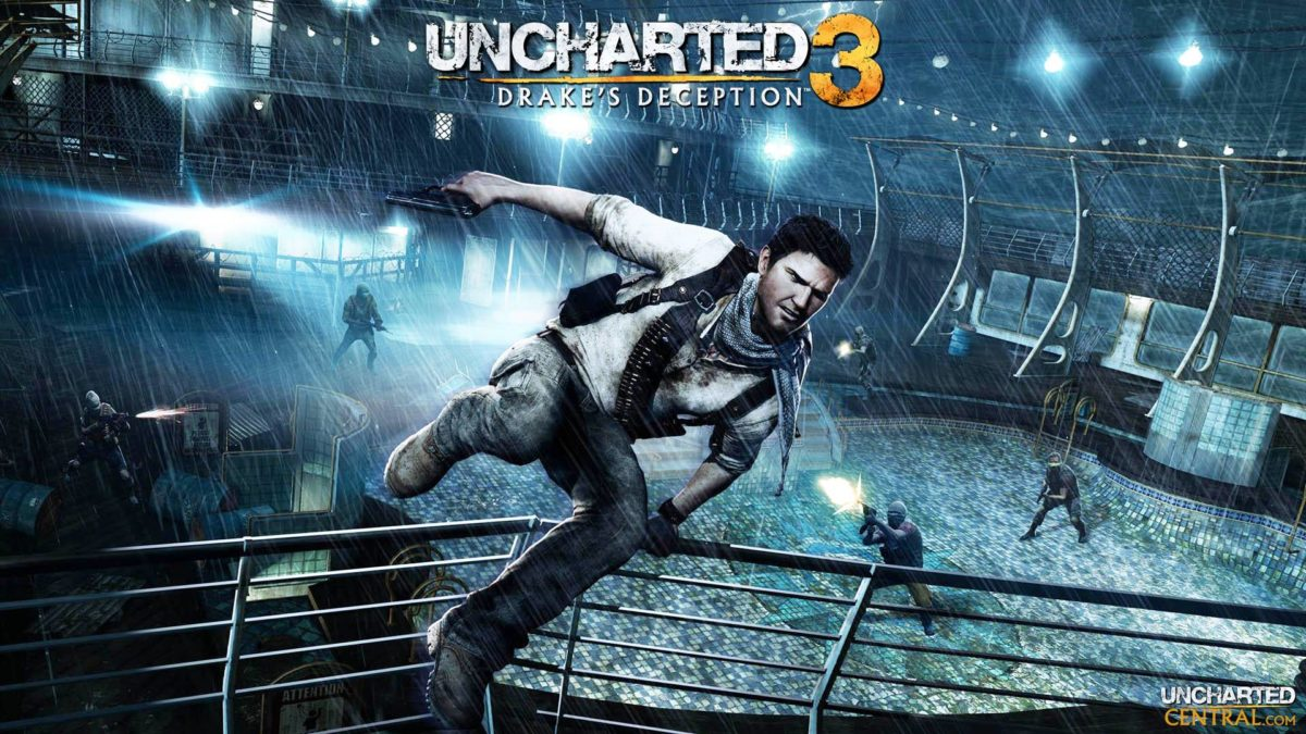 Uncharted 3 wallpaper – 1177939