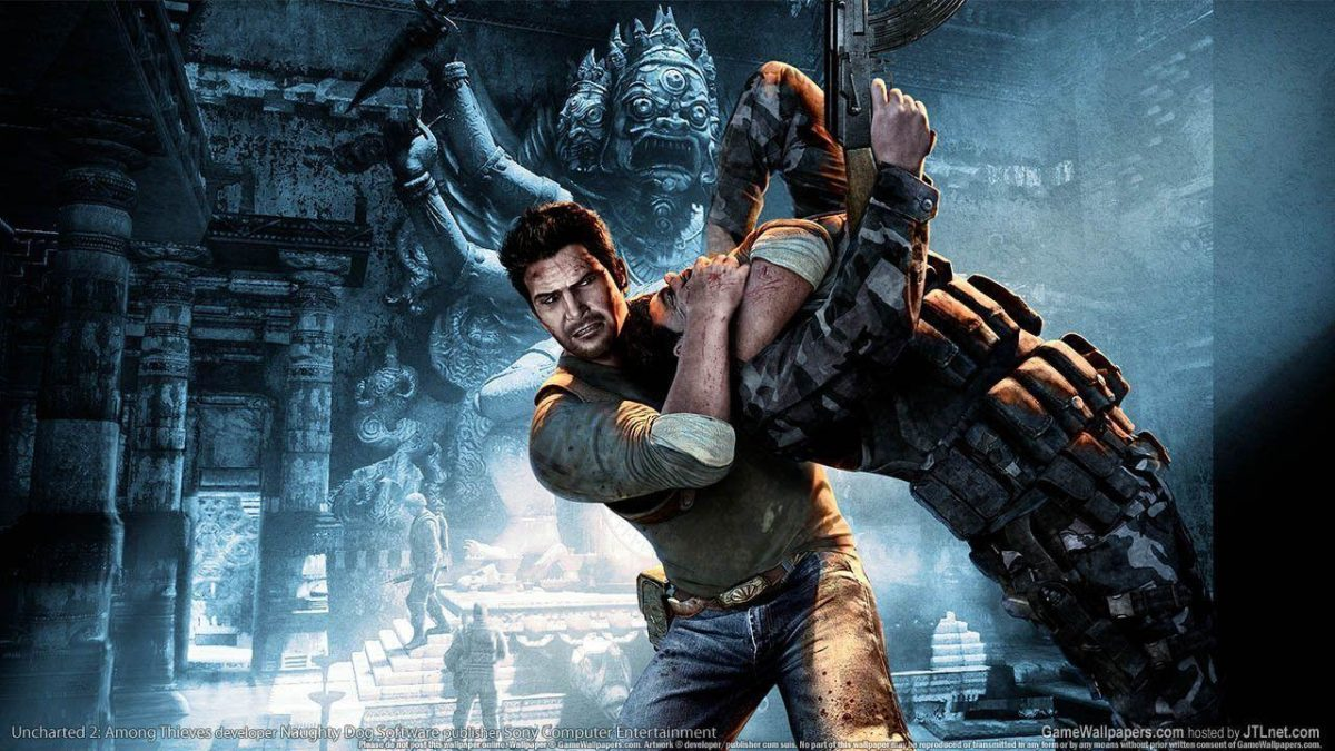 Uncharted 2 Among Thieves – Uncharted Wallpaper (9120321) – Fanpop