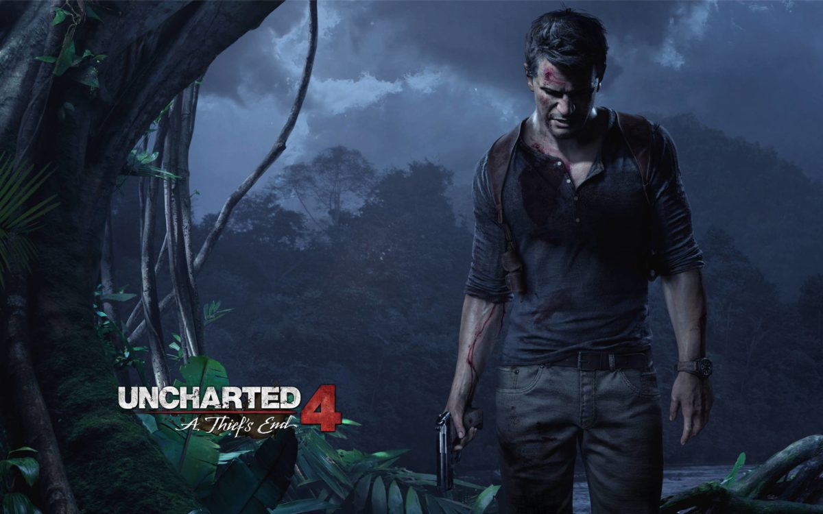 Uncharted 4 A Thief's End Game Wallpapers | HD Wallpapers