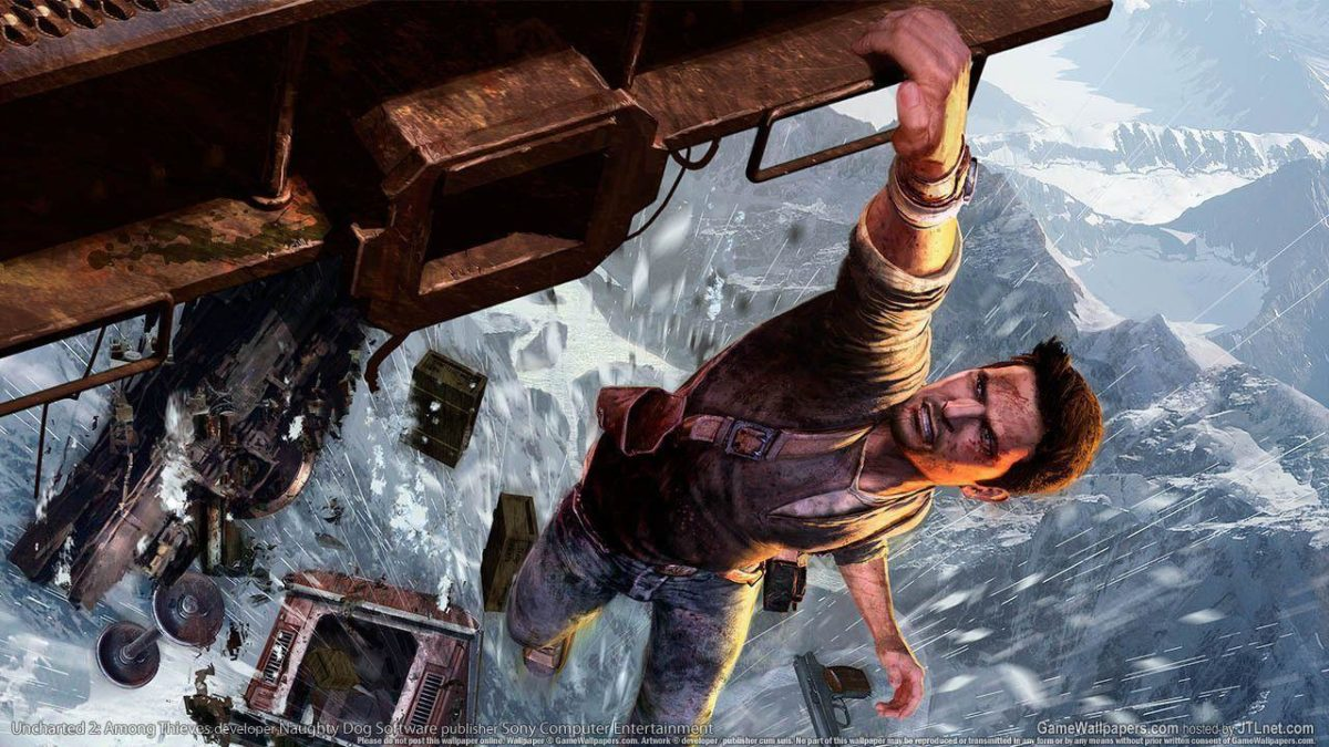 Uncharted 2 Among Thieves – Uncharted Wallpaper (9120325) – Fanpop …