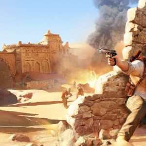 download Uncharted 3 Wallpapers in HD « GamingBolt.com: Video Game News …