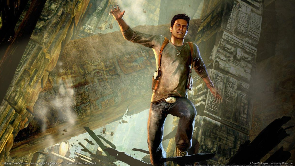 Full HD Wallpaper Uncharted Drakes Fortune 192 #5622 HD Game …