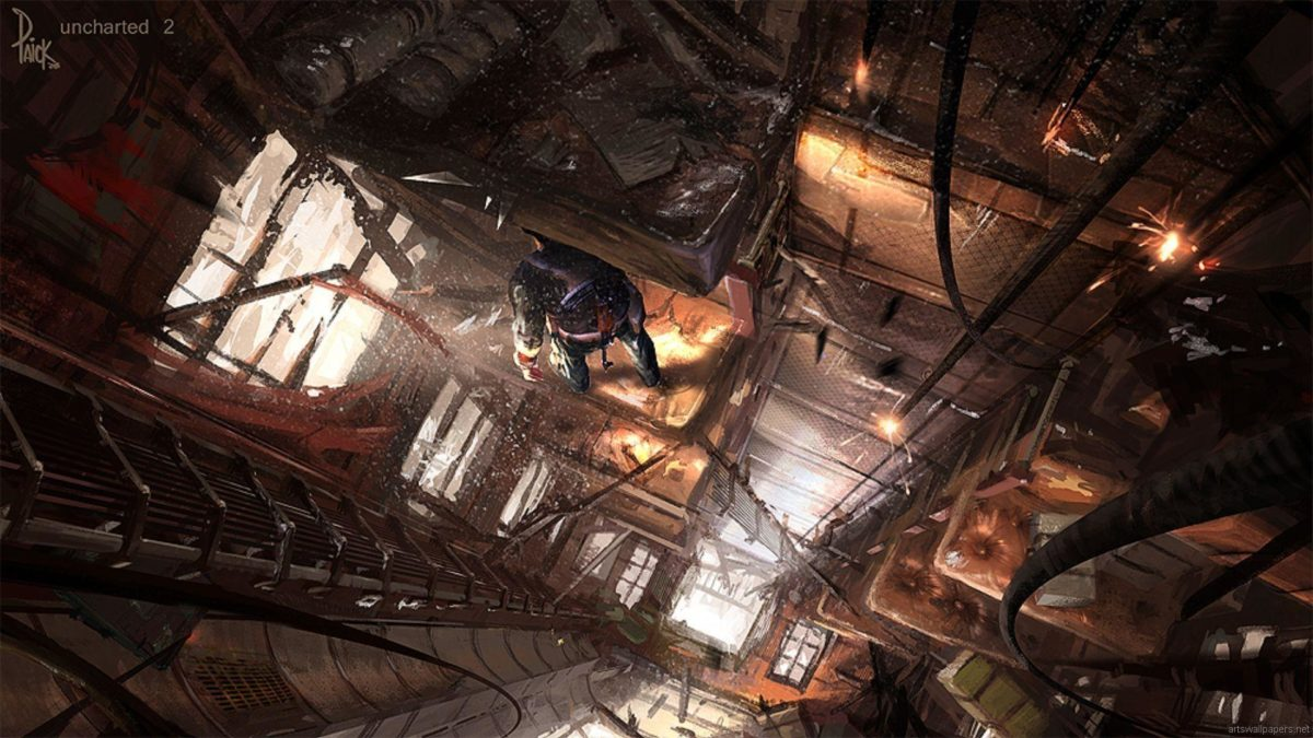 12 Uncharted: Drake's Fortune Wallpapers | Uncharted: Drake's …