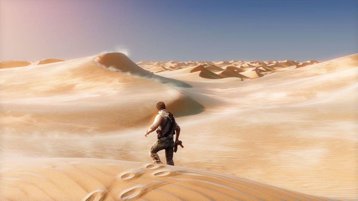UNCHARTED 3 HD Wallpaper by lam851 on DeviantArt