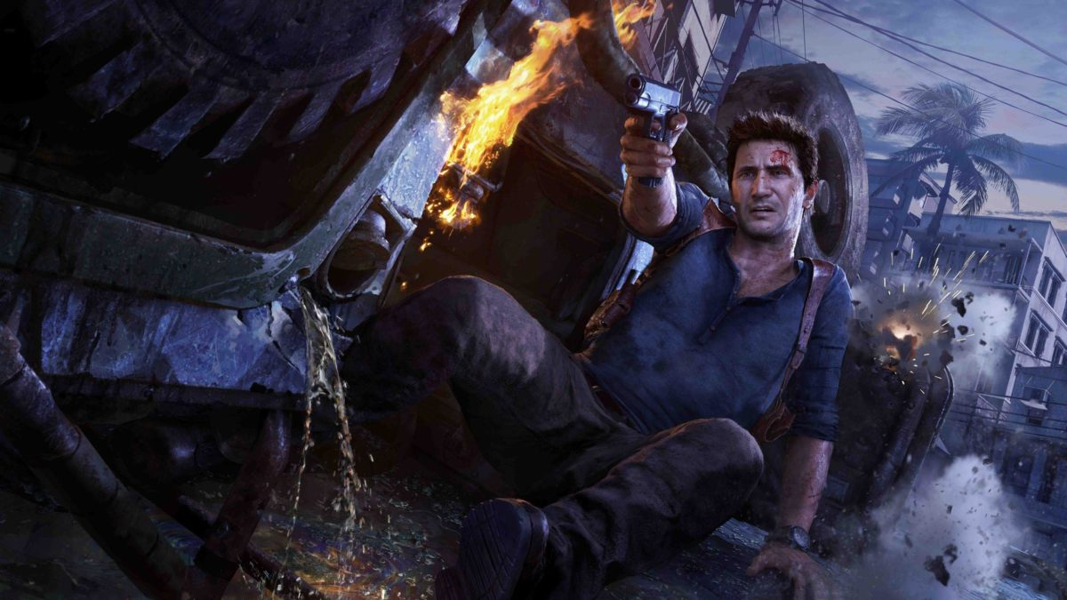 40 Uncharted 4: A Thief's End HD Wallpapers | Backgrounds …