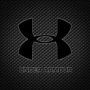 download Under Armour logo wallpaper