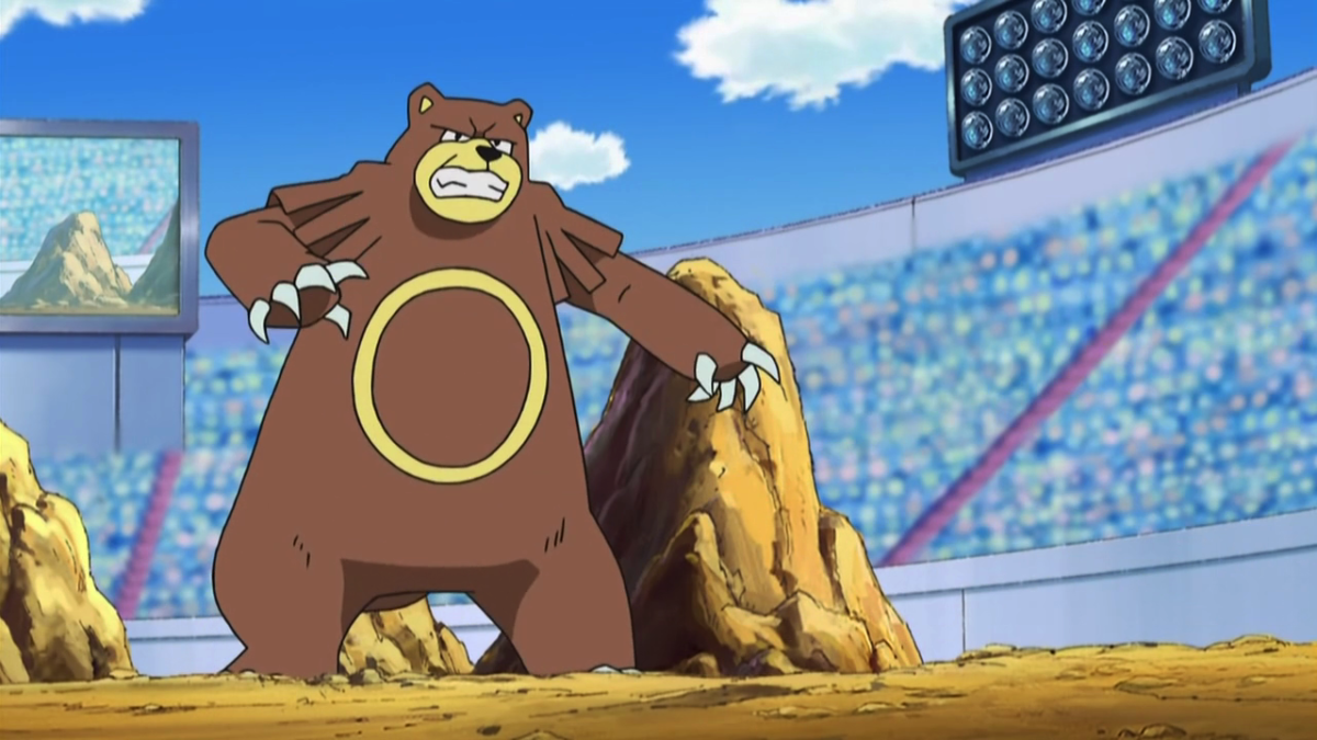 How to beat Ursaring in Pokemon Go ~ ToyLab