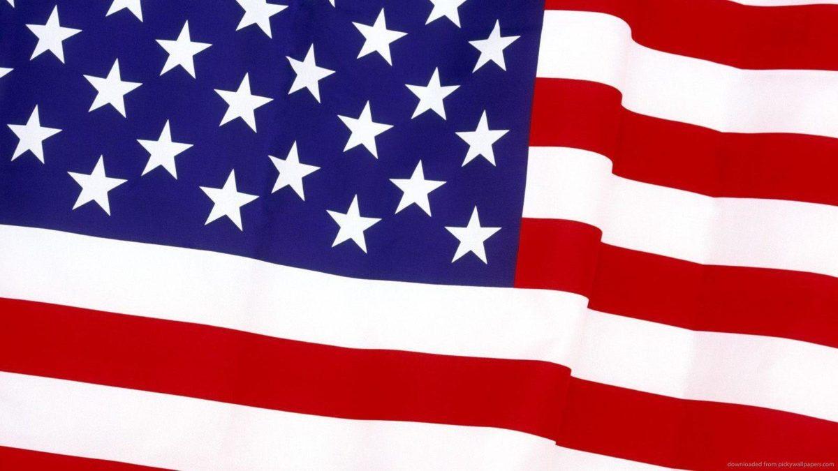 Download 1600×900 USA Flag Wallpaper