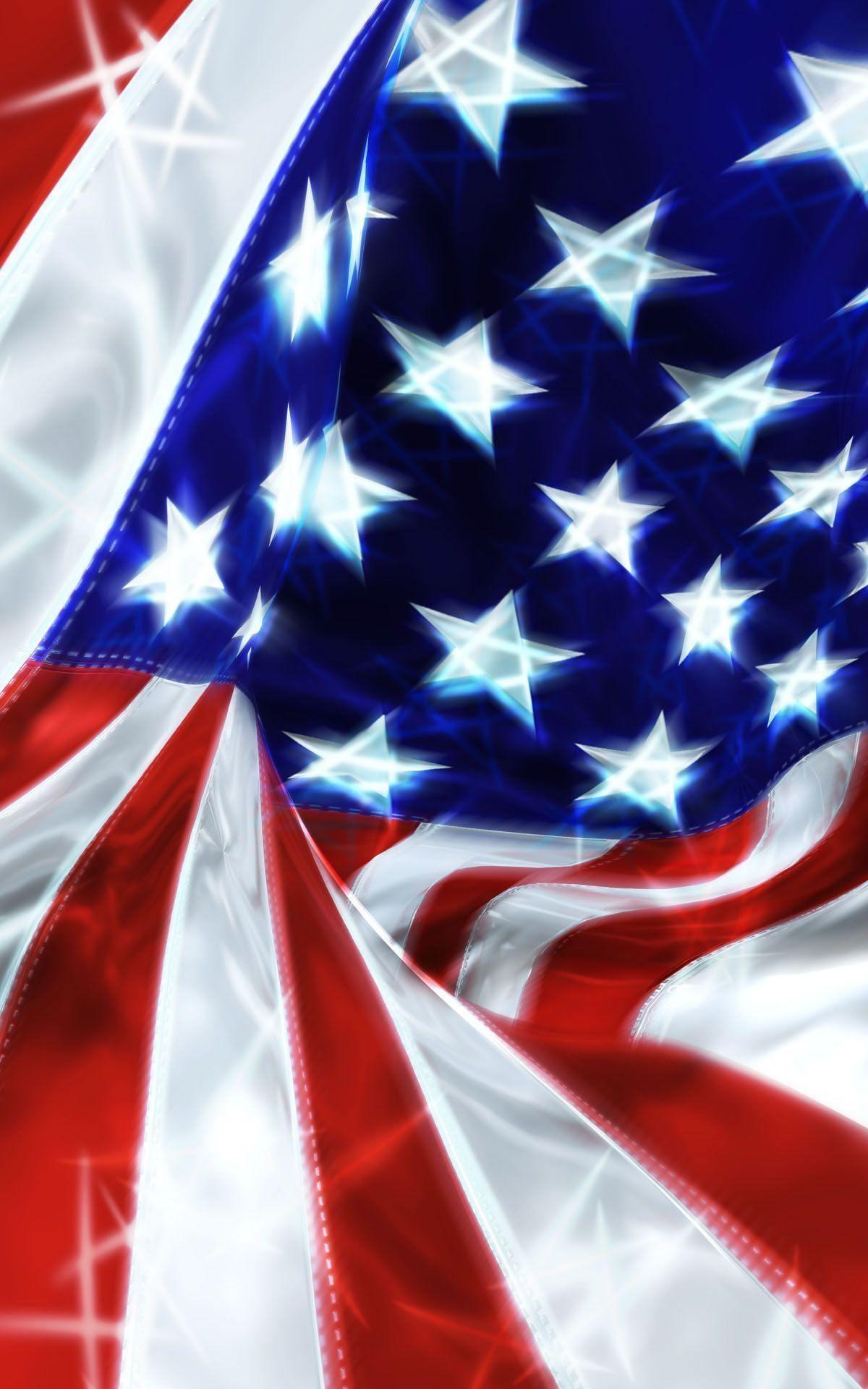 Wallpapers For > American Flag Wallpaper Vertical