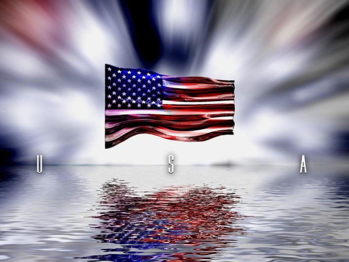 Wallpapers For > American Flag Desktop Wallpaper