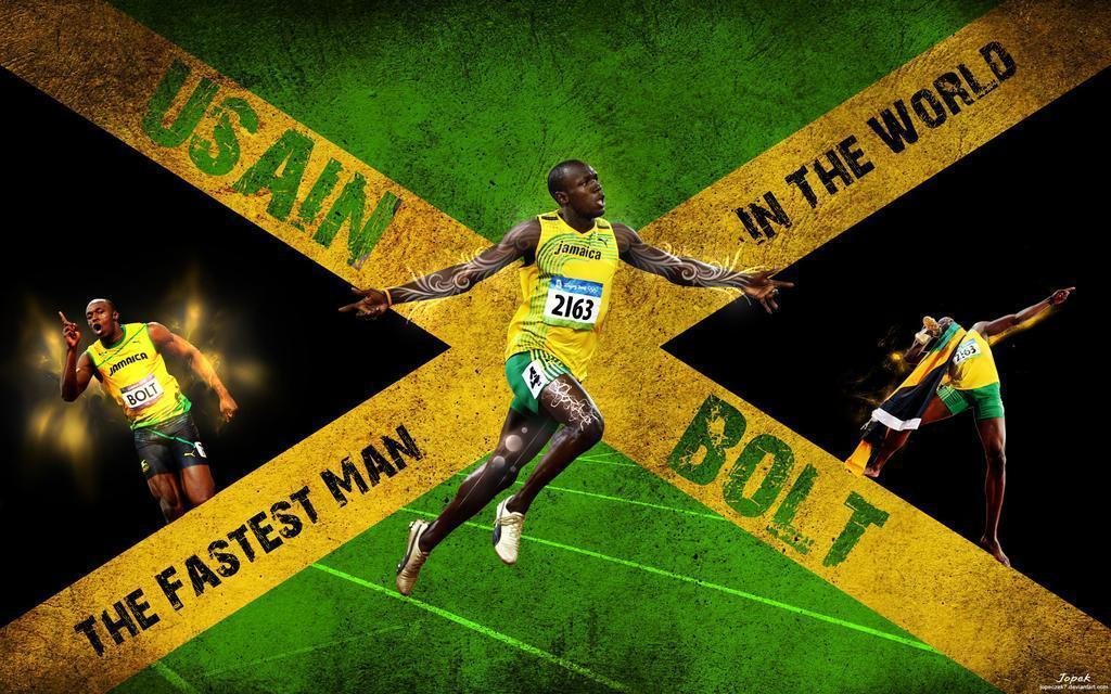 Usain Bolt wallpaper by jopeczek7 on DeviantArt