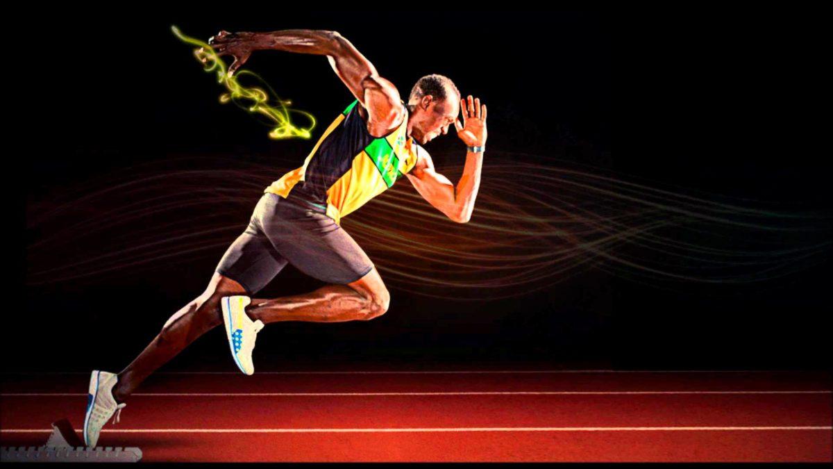 Images For > Usain Bolt Running Wallpaper