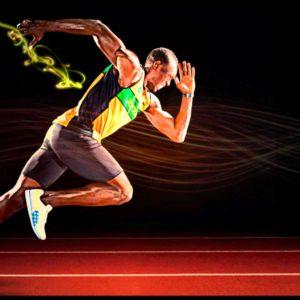 download Images For > Usain Bolt Running Wallpaper