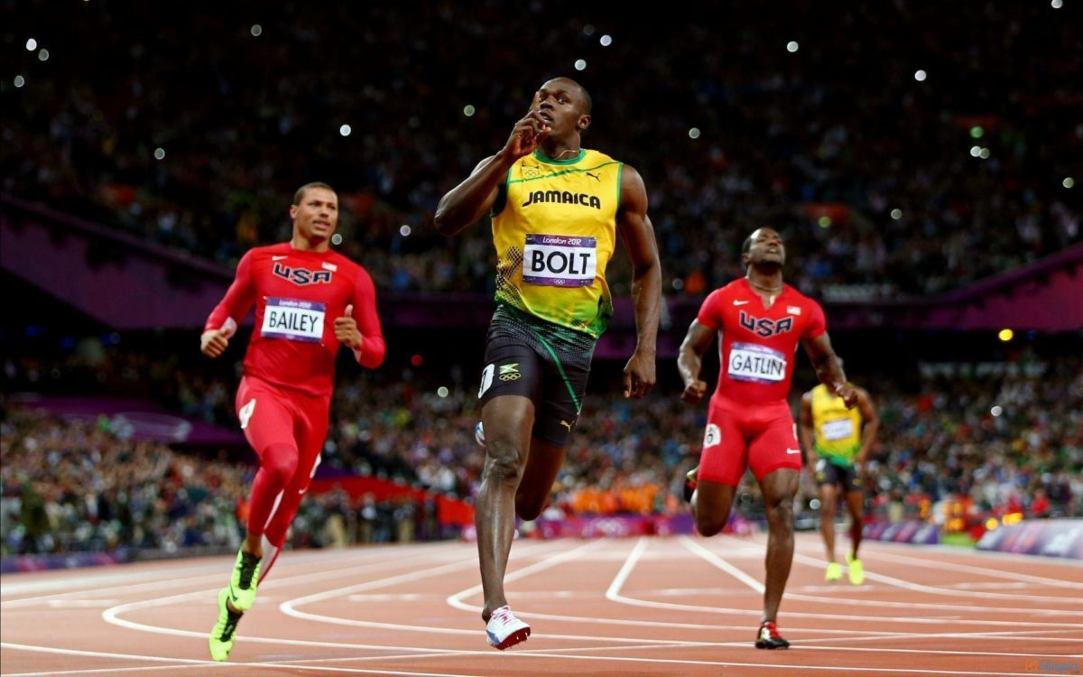 Usain Bolt Athlet Latest HD Wallpapers | Crazy Themes