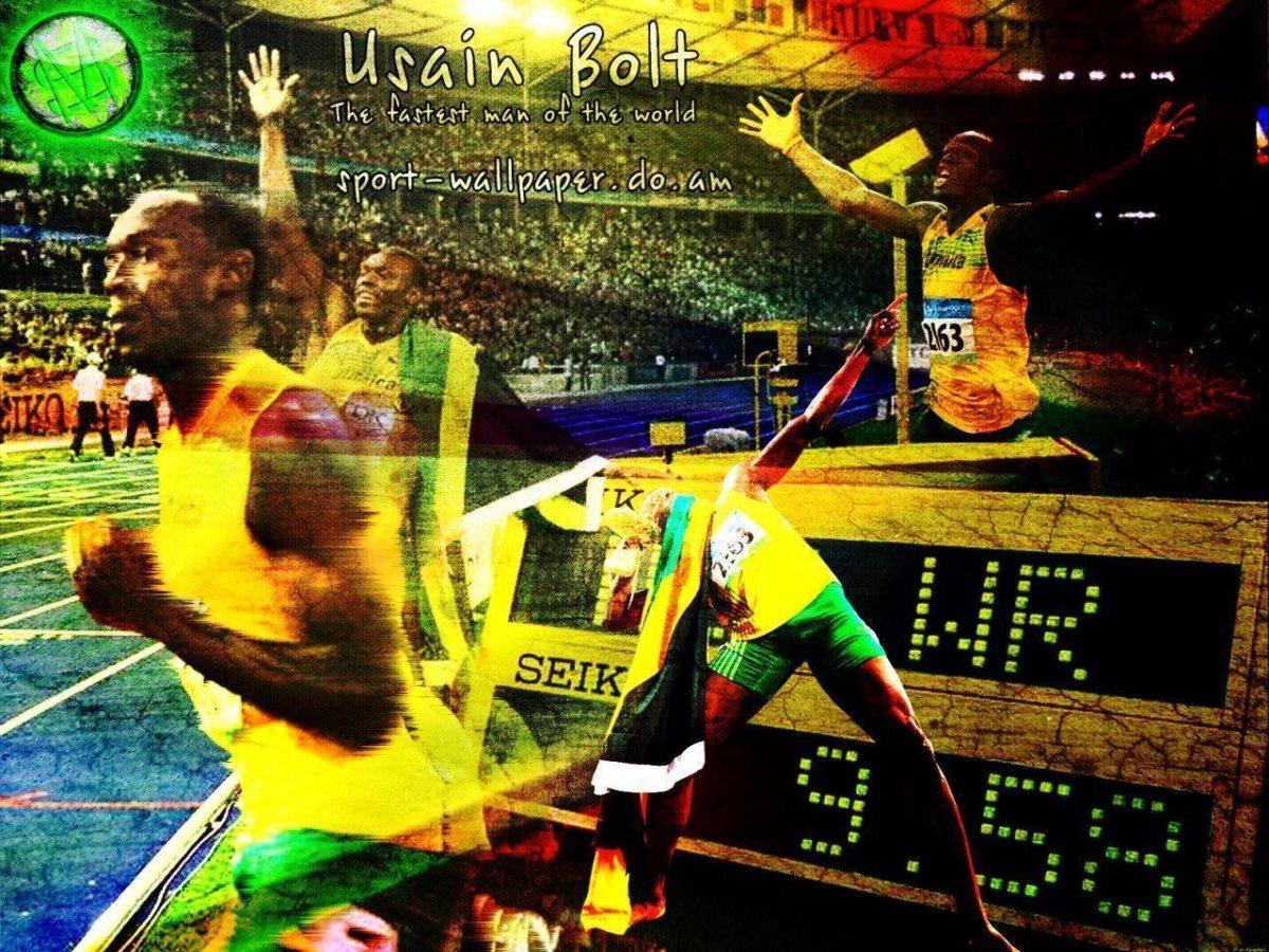 Usain Bolt wallpaper by WWW.SPORT-WALLPAPER.DO.AM 60023 – Olympics …