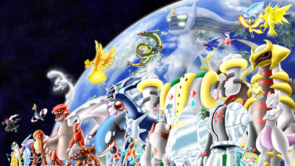2 Azelf (Pokémon) HD Wallpapers | Background Images – Wallpaper Abyss