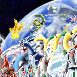 download 2 Azelf (Pokémon) HD Wallpapers | Background Images – Wallpaper Abyss