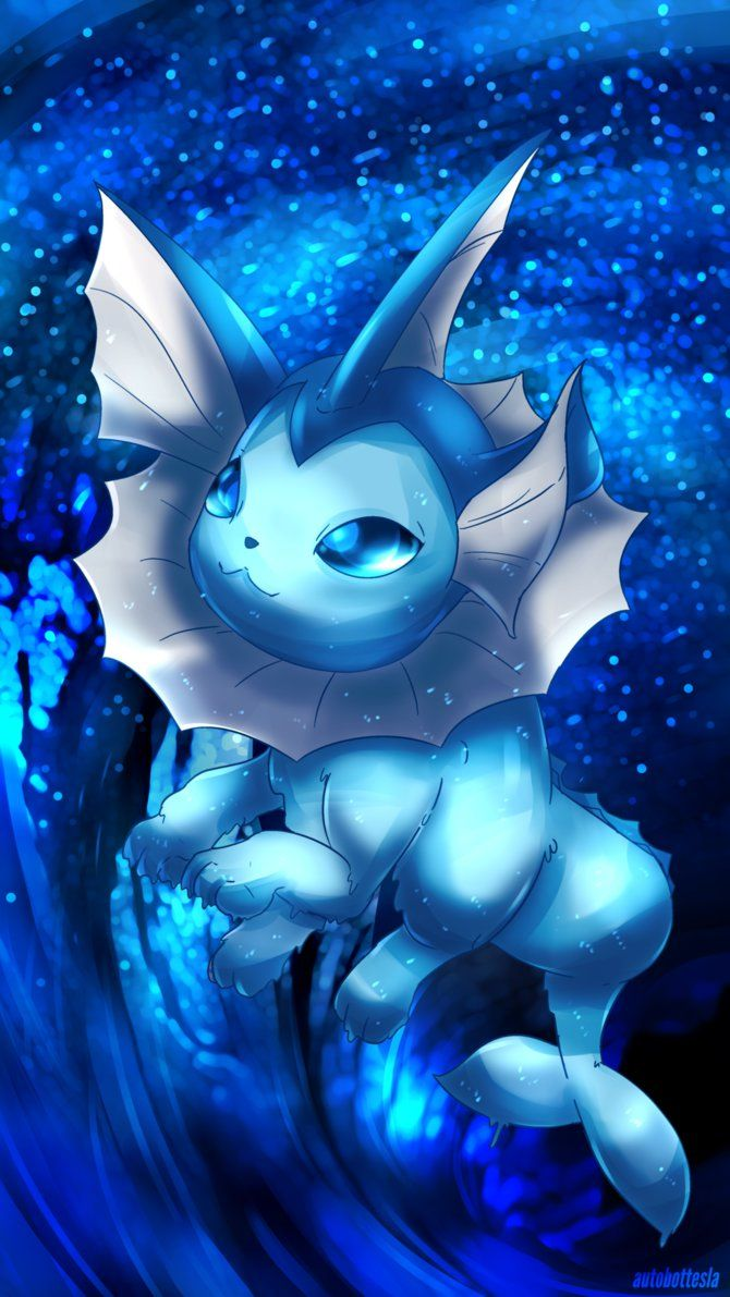 Day 417 – Showers | Vaporeon by AutobotTesla on DeviantArt