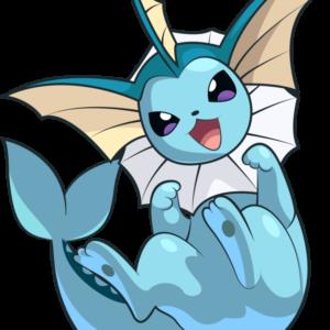 download Pokemon Conquest – Vaporeon by Kalas17 on DeviantArt