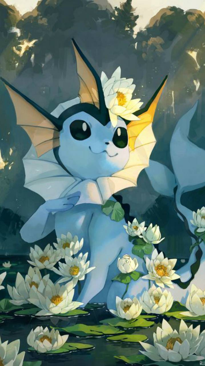 Vaporeon wallpaper by Agaaa_K – 2WGNTARAL44KQ