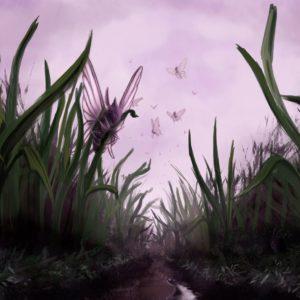 download Pokesafari: Venomoth and the tall grass by SebasVishno on DeviantArt