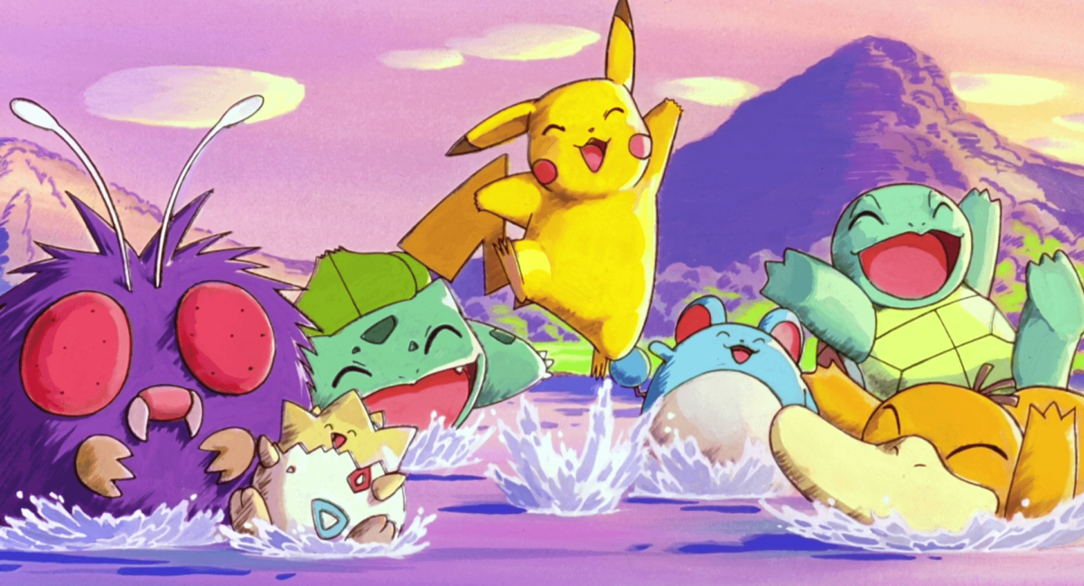 14 Marill (Pokémon) HD Wallpapers | Background Images – Wallpaper …
