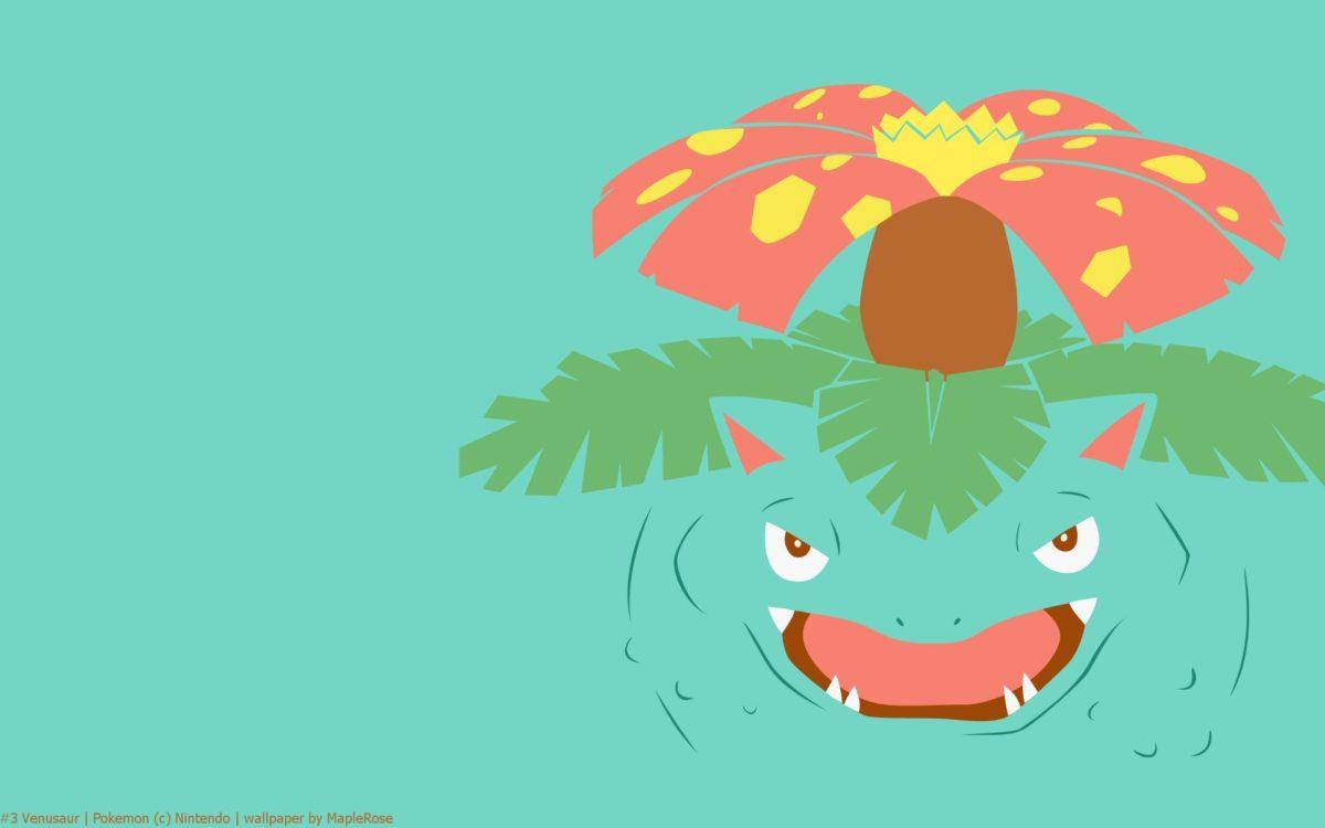 Venusaur Pokemon HD Wallpaper – Free HD wallpapers, Iphone …