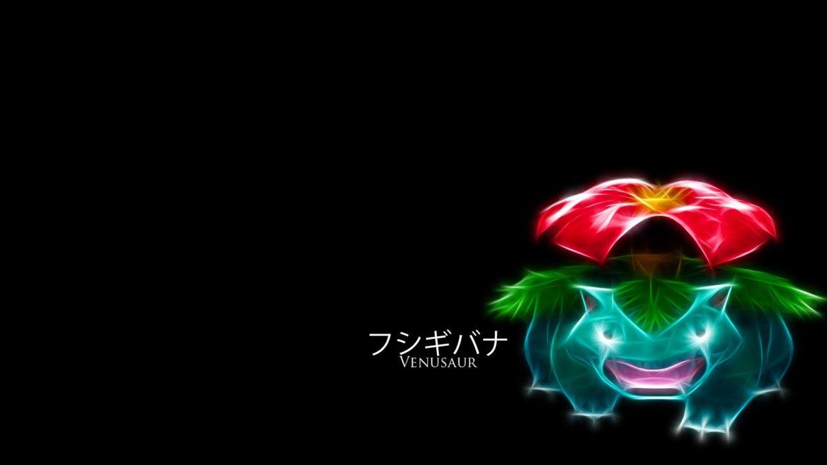 Venusaur HD Wallpaper Remake by TheRierie.deviantart.com | Pokemon …