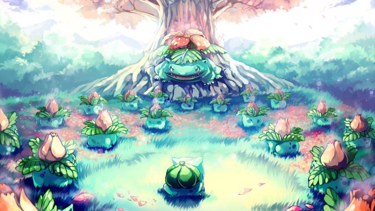 62 Venusaur (Pokémon) HD Wallpapers | Background Images …