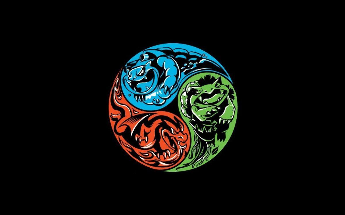 pokemon venusaur blastoise balance charmander starter kari …