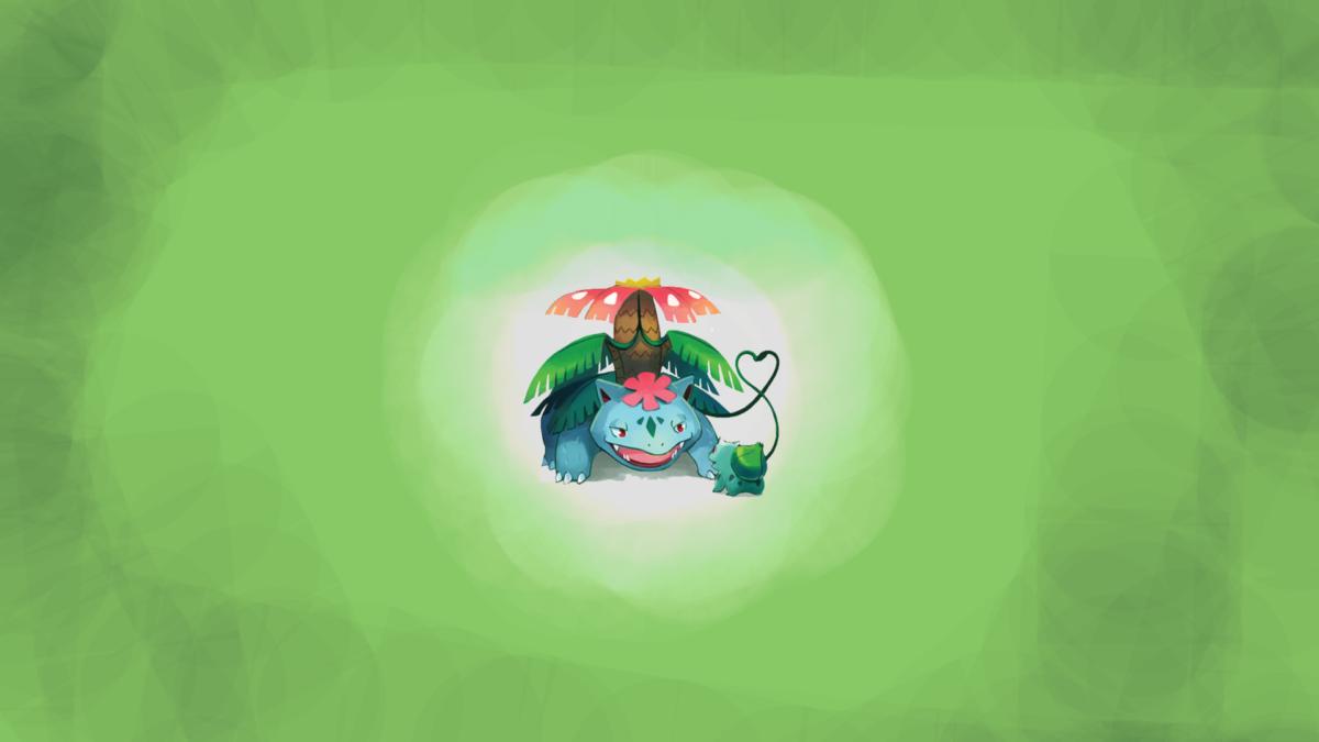 Mega Venusaur (1920×1080) Wallpaper : pokemon