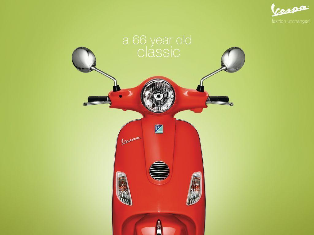 VESPA SCOOTER WALLPAPER – SCOOTERS