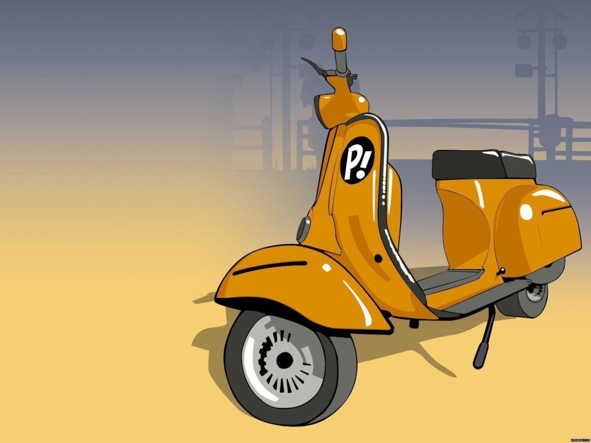 Classic Vespa | MOTORCYCLE
