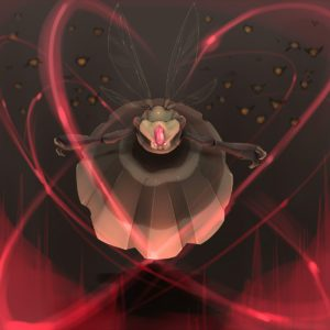 download Pokemon of the day gen 4! Vespiquen! Long live the Queen Bee …