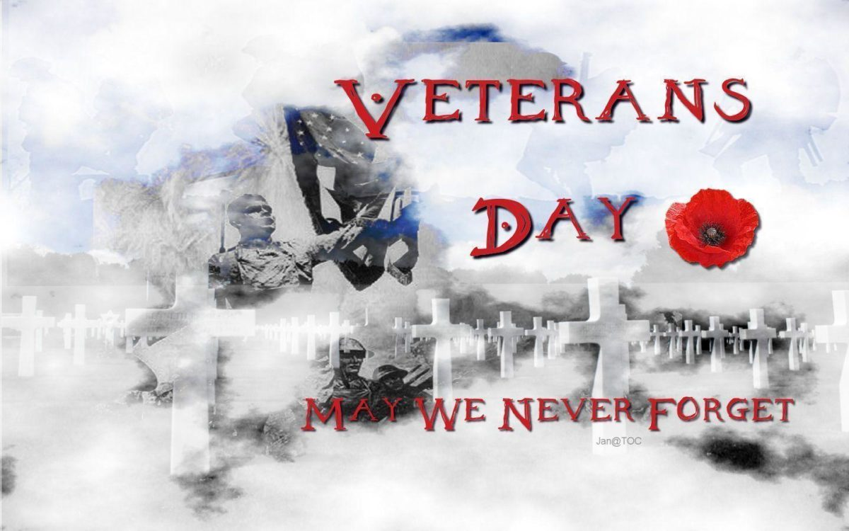 ToC Computer Art by Jan: Veterans Day